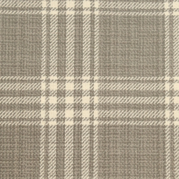 BARNEGAT PLAID 191 PEARL GREY. . TOM II. Galleria Arben